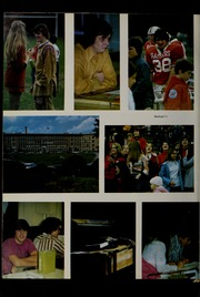 North Quincy High School - Manet Yearbook (North Quincy, MA) online yearbook collection, 1976 Edition, Page 16