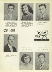 North Rose Central High School - Rambler Yearbook (North Rose, NY) online yearbook collection, 1953 Edition, Page 15