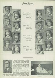 North Side High School - Lasso Yearbook (Fort Worth, TX) online yearbook collection, 1950 Edition, Page 18
