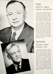Page 14, 1952 Edition, North Side High School - Legend Yearbook (Fort Wayne, IN) online yearbook collection