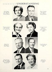 Page 17, 1952 Edition, North Side High School - Legend Yearbook (Fort Wayne, IN) online yearbook collection