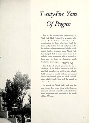 Page 7, 1952 Edition, North Side High School - Legend Yearbook (Fort Wayne, IN) online yearbook collection