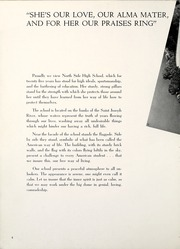Page 8, 1952 Edition, North Side High School - Legend Yearbook (Fort Wayne, IN) online yearbook collection