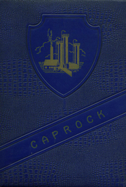 North Toole County High School - Caprock Yearbook (Sunburst, MT) online yearbook collection, 1950 Edition, Cover