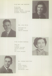Page 17, 1950 Edition, North Toole County High School - Caprock Yearbook (Sunburst, MT) online yearbook collection