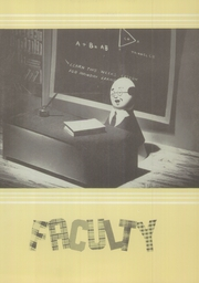 North Toole County High School - Caprock Yearbook (Sunburst, MT) online yearbook collection, 1951 Edition, Page 17