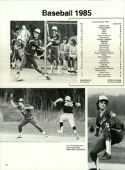 North Warren High School - Patriot Yearbook (Blairstown, NJ) online yearbook collection, 1986 Edition, Page 22