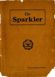 North York High School - Panther Yearbook (North York, PA) online yearbook collection, 1930 Edition, Cover