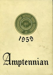 Northampton Area High School - Amptennian Yearbook (Northampton, PA) online yearbook collection, 1959 Edition, Page 1