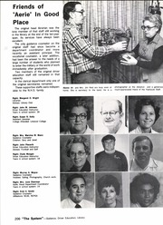 Northeastern High School - Aerie Yearbook (Elizabeth City, NC) online yearbook collection, 1980 Edition, Page 210