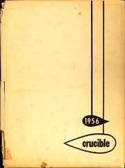 Northeastern High School - Crucible Yearbook (Detroit, MI) online yearbook collection, 1956 Edition, Cover