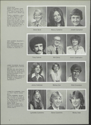 Page 10, 1978 Edition, Northeastern High School - Lance Yearbook (Fountain City, IN) online yearbook collection