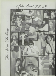 Page 8, 1978 Edition, Northeastern High School - Lance Yearbook (Fountain City, IN) online yearbook collection