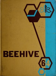 Northeastern Illinois University - Beehive Yearbook (Chicago, IL) online yearbook collection, 1964 Edition, Cover