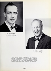 Page 7, 1964 Edition, Northeastern Illinois University - Beehive Yearbook (Chicago, IL) online yearbook collection