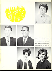 Page 12, 1968 Edition, Northeastern Illinois University - Beehive Yearbook (Chicago, IL) online yearbook collection