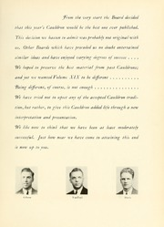 Page 11, 1940 Edition, Northeastern University - Cauldron Yearbook (Boston, MA) online yearbook collection