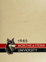 Northeastern University - Cauldron Yearbook (Boston, MA) online yearbook collection, 1985 Edition, Cover