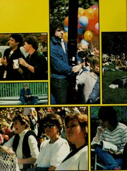 Page 16, 1985 Edition, Northeastern University - Cauldron Yearbook (Boston, MA) online yearbook collection