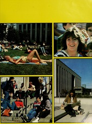 Page 17, 1985 Edition, Northeastern University - Cauldron Yearbook (Boston, MA) online yearbook collection