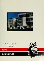 Page 7, 1985 Edition, Northeastern University - Cauldron Yearbook (Boston, MA) online yearbook collection