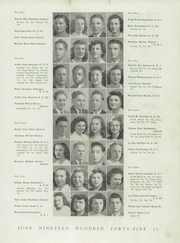 Page 13, 1945 Edition, Northern High School - Viking Yearbook (Detroit, MI) online yearbook collection