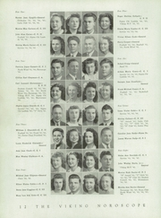 Page 14, 1945 Edition, Northern High School - Viking Yearbook (Detroit, MI) online yearbook collection