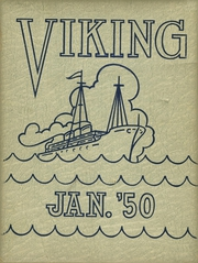 Northern High School - Viking Yearbook (Detroit, MI) online yearbook collection, 1950 Edition, Cover