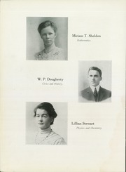 Page 10, 1914 Edition, Northfield High School - Orange and Black Yearbook (Northfield, MN) online yearbook collection