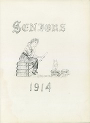 Page 13, 1914 Edition, Northfield High School - Orange and Black Yearbook (Northfield, MN) online yearbook collection