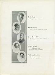 Page 16, 1914 Edition, Northfield High School - Orange and Black Yearbook (Northfield, MN) online yearbook collection