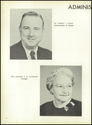 Page 10, 1958 Edition, Northport High School - Tiger Tales Yearbook (Northport, NY) online yearbook collection