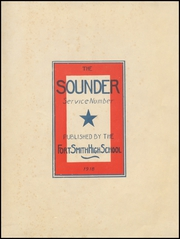 Northside High School - Bruin Yearbook (Fort Smith, AR) online yearbook collection, 1918 Edition, Page 5