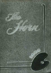 Northside High School - Horn Yearbook (San Antonio, TX) online yearbook collection, 1956 Edition, Cover