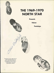 Page 7, 1970 Edition, Northview Middle School - North Star Yearbook (Indianapolis, IN) online yearbook collection