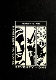 Northview Middle School - North Star Yearbook (Indianapolis, IN) online yearbook collection, 1971 Edition, Cover