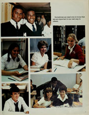 Page 9, 1981 Edition, Northwest Catholic High School - Noweca Yearbook (West Hartford, CT) online yearbook collection