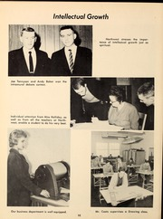 Northwest Mississippi Community College - Rockateer Yearbook (Senatobia, MS) online yearbook collection, 1961 Edition, Page 14