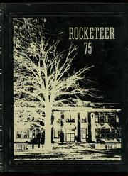 Northwest Mississippi Community College - Rockateer Yearbook (Senatobia, MS) online yearbook collection, 1975 Edition, Cover