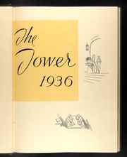 Northwest Missouri State University - Tower Yearbook (Maryville, MO) online yearbook collection, 1936 Edition, Page 7