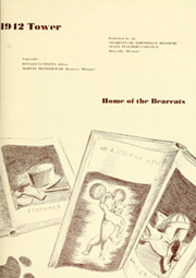 Page 9, 1942 Edition, Northwest Missouri State University - Tower Yearbook (Maryville, MO) online yearbook collection
