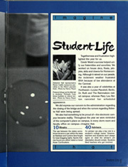 Page 13, 1987 Edition, Northwest Missouri State University - Tower Yearbook (Maryville, MO) online yearbook collection