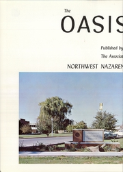 Page 6, 1965 Edition, Northwest Nazarene University - Oasis Yearbook (Nampa, ID) online yearbook collection