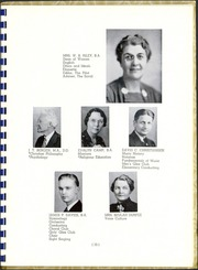 Northwestern Bible School - Scroll Yearbook (Minneapolis, MN) online yearbook collection, 1939 Edition, Page 19 of 148