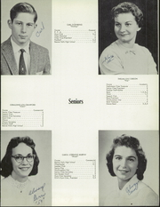 Page 17, 1959 Edition, Northwestern High School - Panther Yearbook (Darlington, PA) online yearbook collection