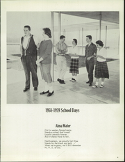 Page 9, 1959 Edition, Northwestern High School - Panther Yearbook (Darlington, PA) online yearbook collection