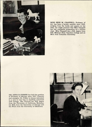 Page 17, 1949 Edition, Northwestern Oklahoma State University - Ranger Yearbook (Alva, OK) online yearbook collection