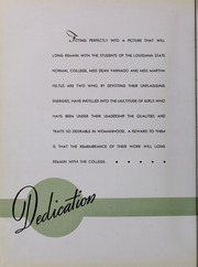 Page 8, 1942 Edition, Northwestern State University - Potpourri Yearbook (Natchitoches, LA) online yearbook collection