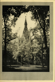 Northwestern University - Syllabus Yearbook (Evanston, IL) online yearbook collection, 1929 Edition, Page 13
