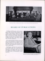 Northwestern University - Syllabus Yearbook (Evanston, IL) online yearbook collection, 1948 Edition, Page 14